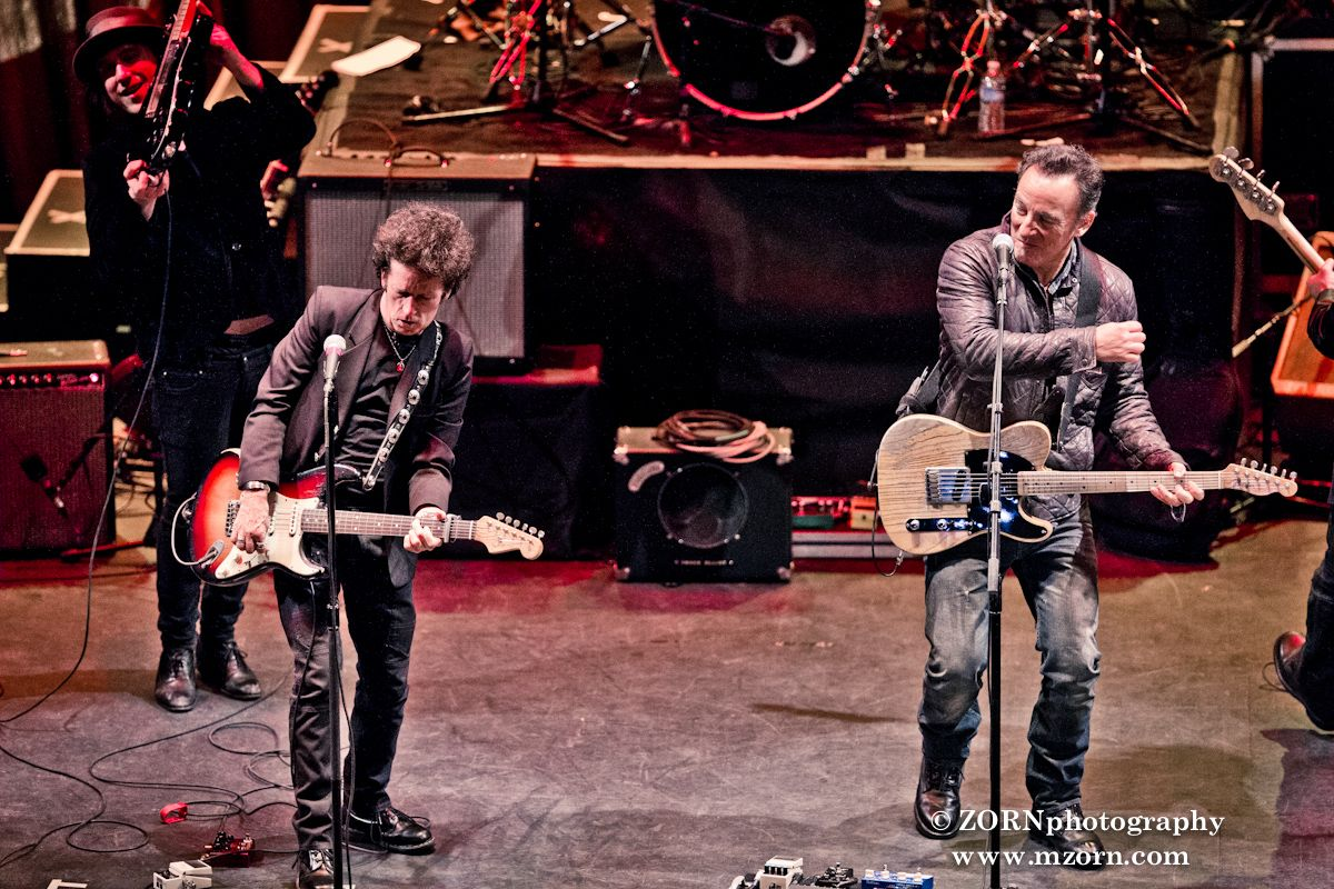 Bruce Springsteen & Willie Nile - Light Of Day 12 - Charity Concert series for Parkinson's - Asbury Park, NJ