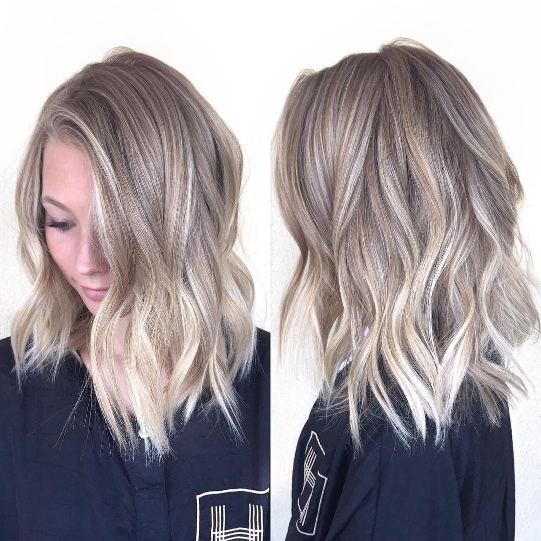 balayage hair color ideas perfect balayage on dark hair