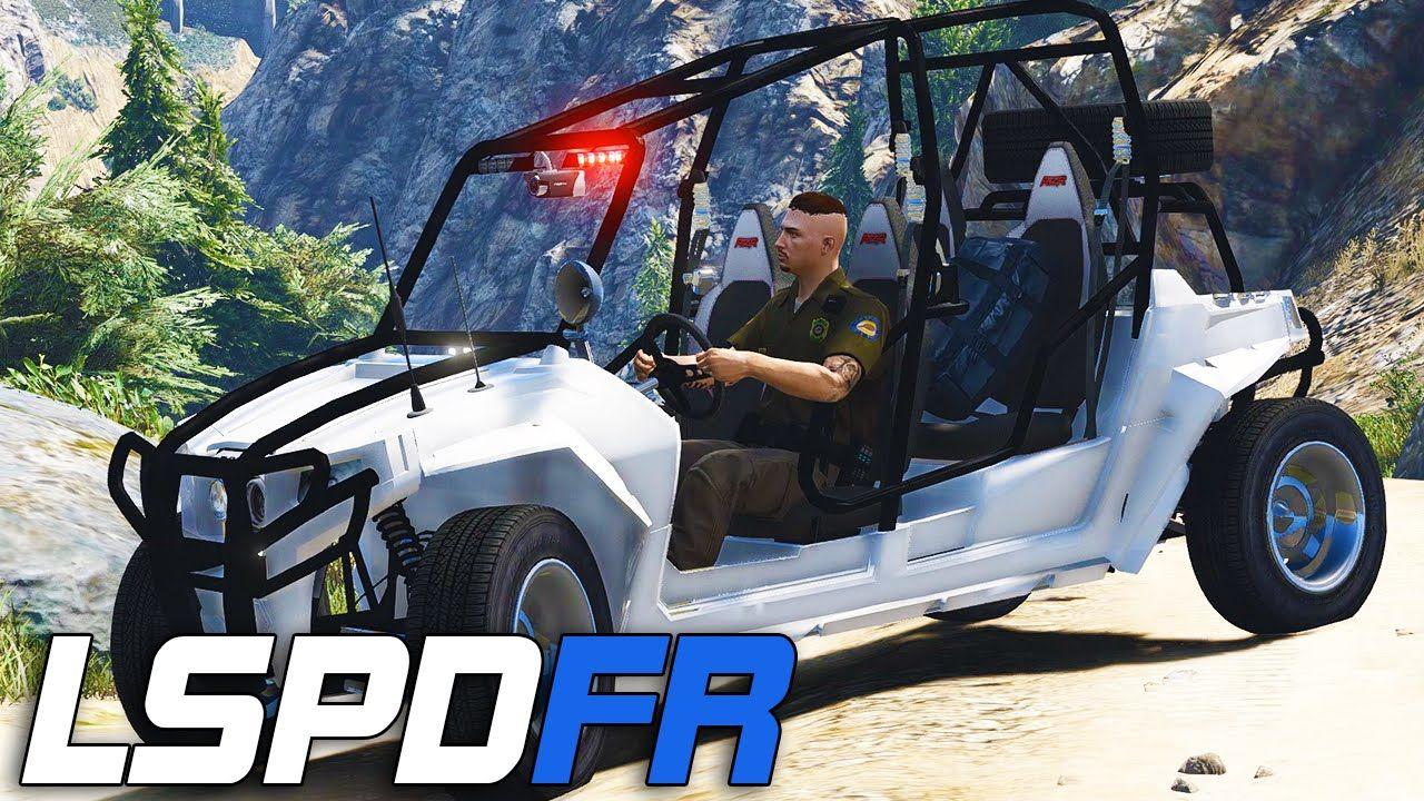 LSPDFR #155 - Polaris Park Ranger! (Polecat) | LSPDFR/GTA V