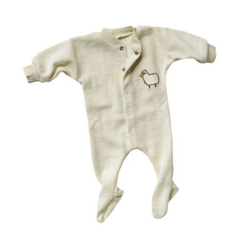Engel Baby Sleepsuit with Feet 100/% Organic Merino Wool