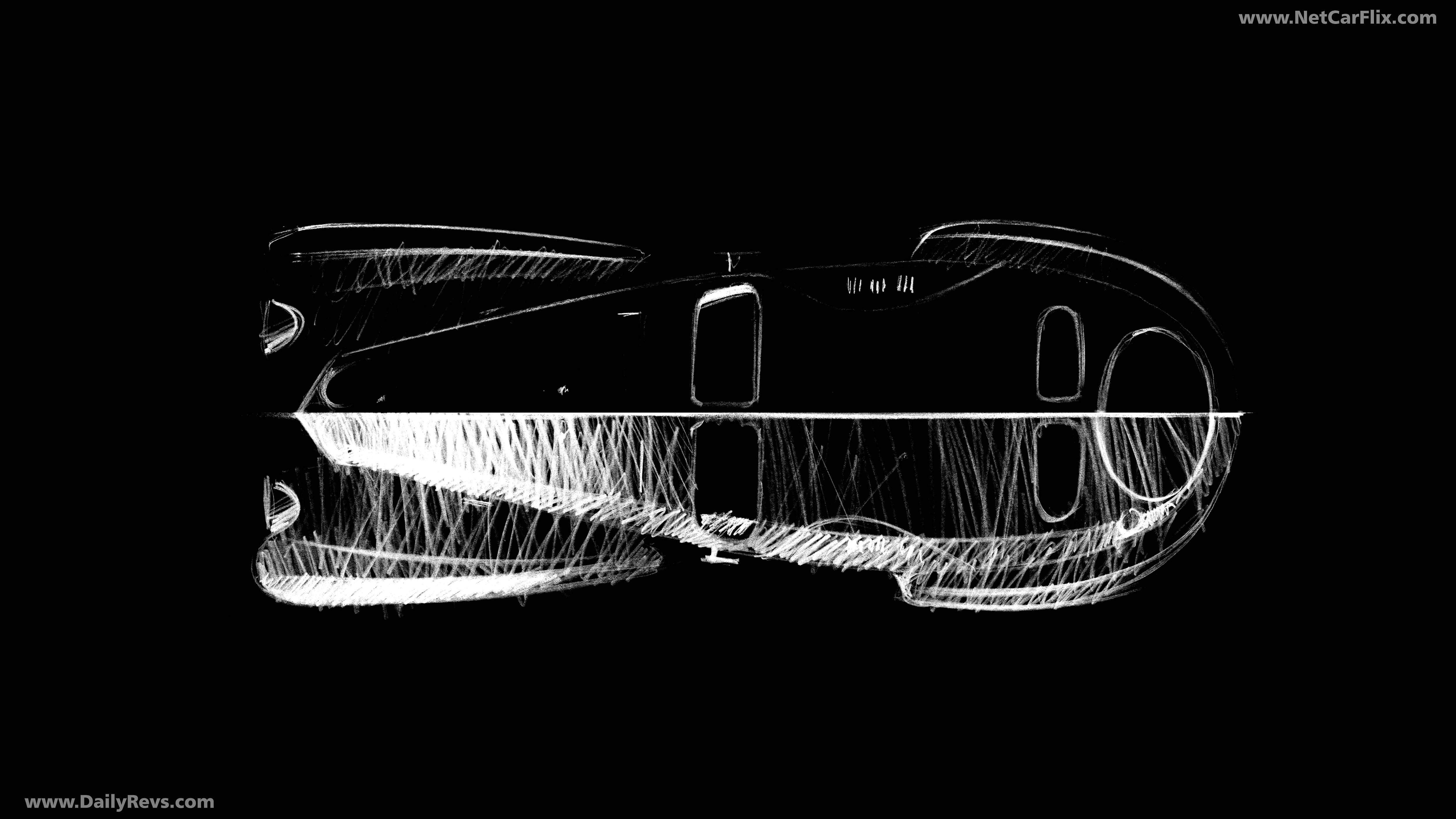 2019 Bugatti La Voiture Noire - HD Pictures, Videos, Specs & Information - Dailyrevs in 2020 ...
