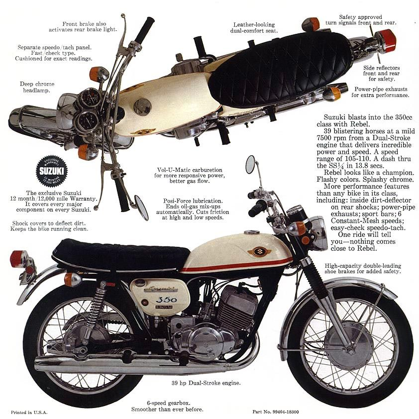 suzuki t350 motorcycle engine diagram google search motocycle rh pinterest com