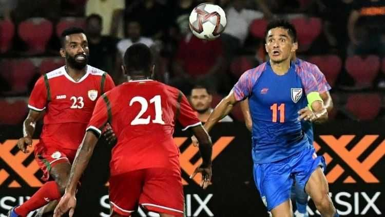 Fifa World Cup Qualifier India Open Campaign With 2 1 Loss To Oman World Cup Qualifiers Fifa World Cup Fifa