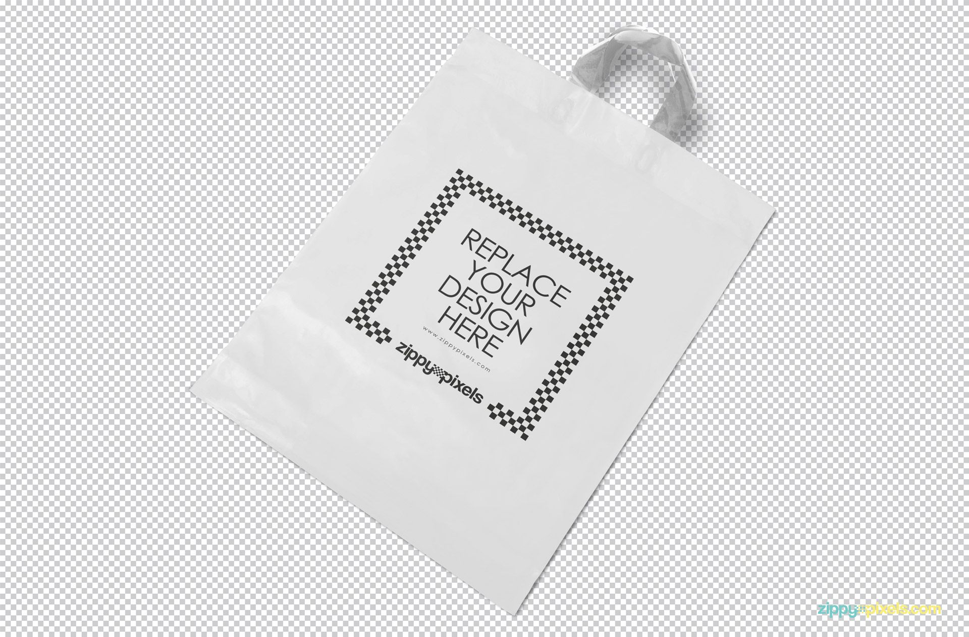 Download Polythene Shopping Bag Mockup Free Psd Zippypixels Bag Mockup Box Packaging Design Mockup Free Psd