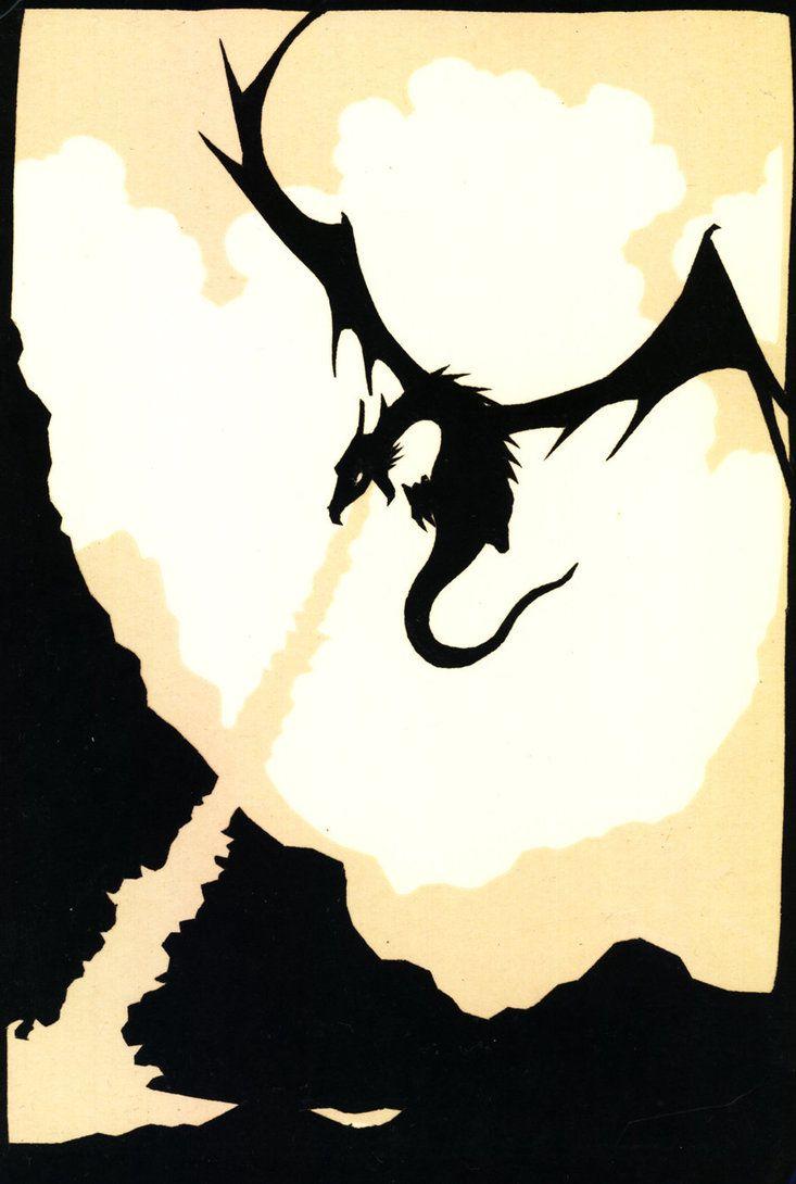 simple dragon breathing by rschuch | Drachen | Pinterest | Drachen ...