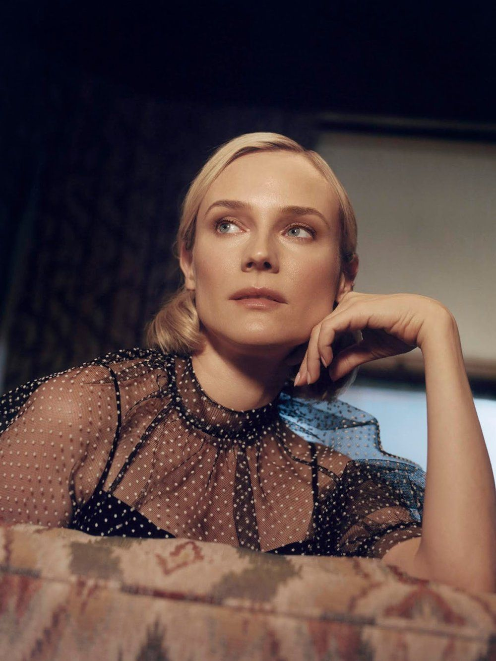 From Motherhood To Mossad Agent, Diane Kruger Is 'In the
