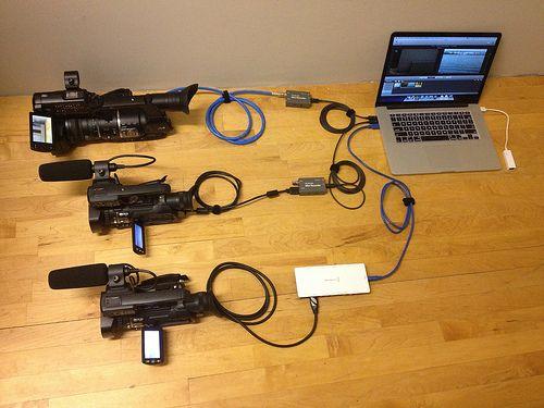 Telestream Community Forum 3 Camera Setup With Wirecast