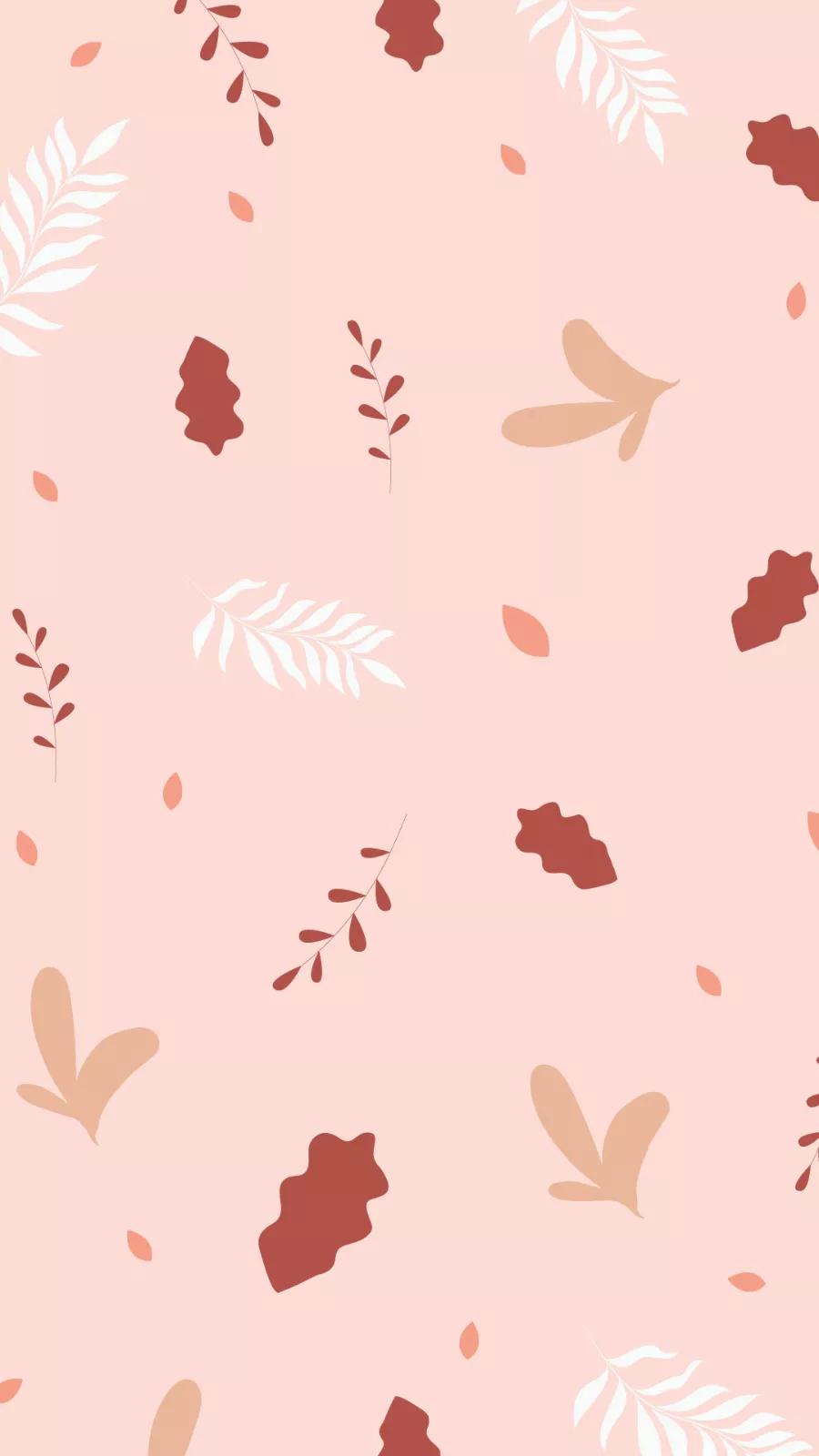 The Cutest 2020 Printable Calendars Free Blogilates Cute Fall Wallpaper Fall Wallpaper Cute Patterns Wallpaper
