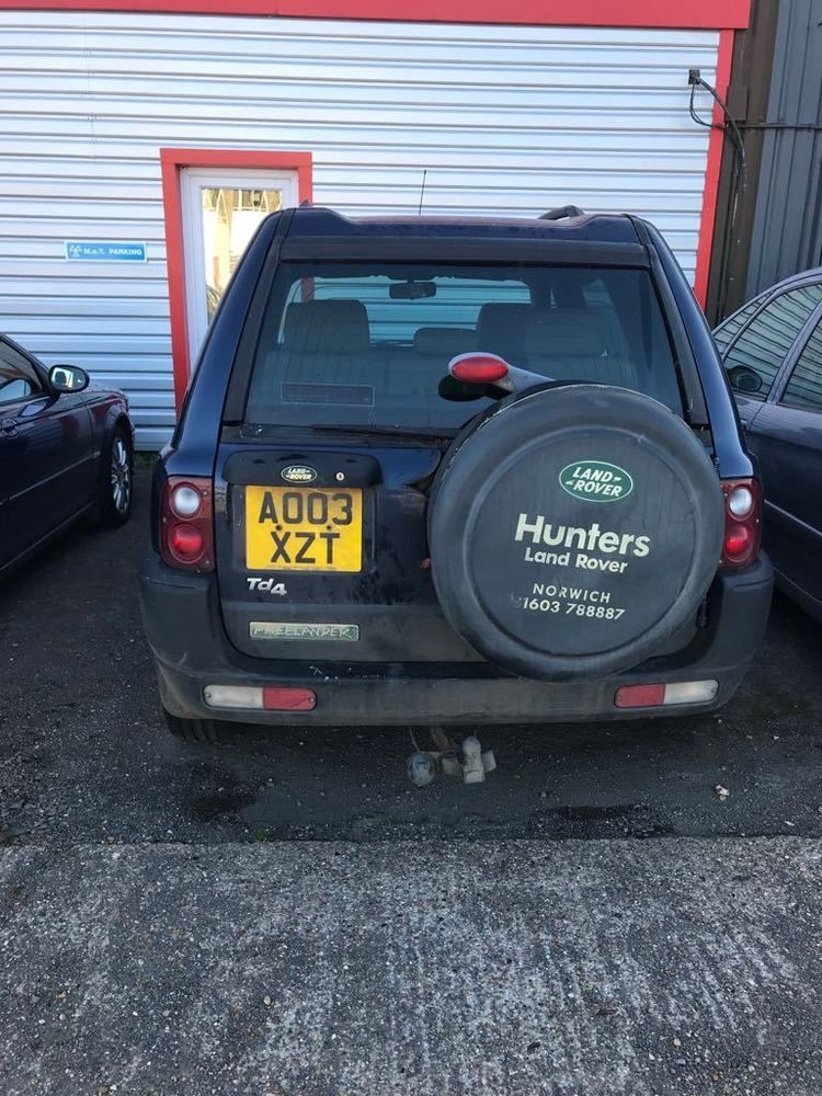 ebay: land rover for spares or parts   uk salvage cars   pinterest