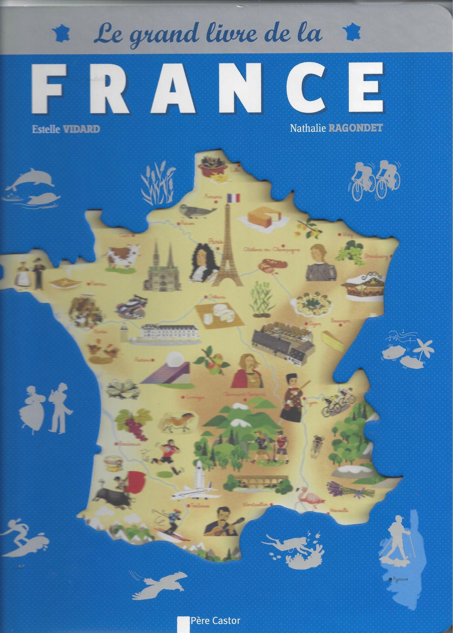 Cartes De France Ressources Pour S Amuser Ensemble Carte De