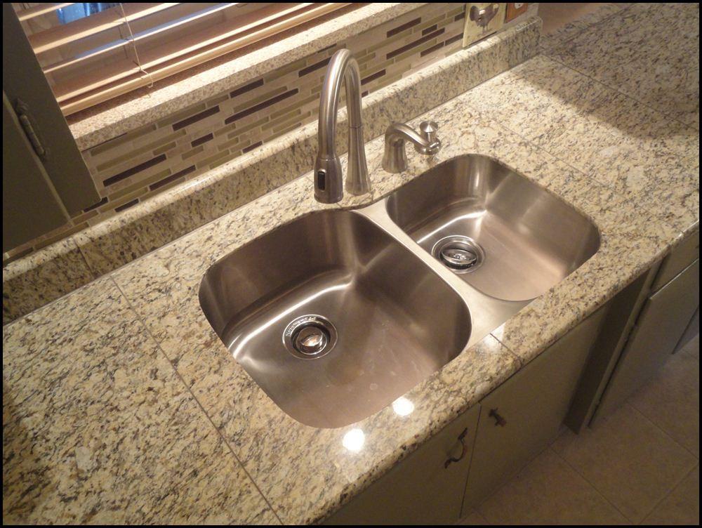 Giallo Ornamental Granite   Lazy Granite. LOVE THIS, Holy Cow. Undermount  Sink Kit