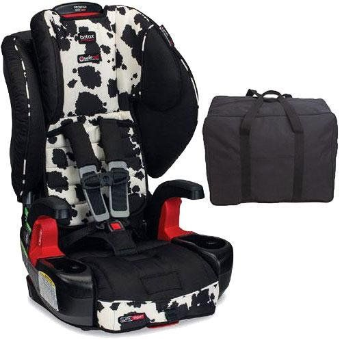 Britax Frontier ClickTight Combination Booster Car Seat In Cowmooflage New