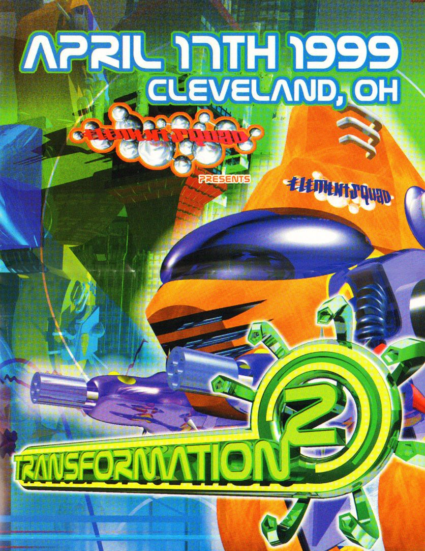 Transformation 2 - April 17th, 1999  Cleveland, OH | The