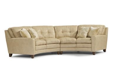 Flexsteel Laudes Sectional 1644 In