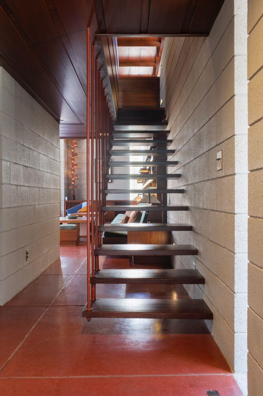 Best Frank Lloyd Wright S Bachman Wilson House A Mahogany 400 x 300