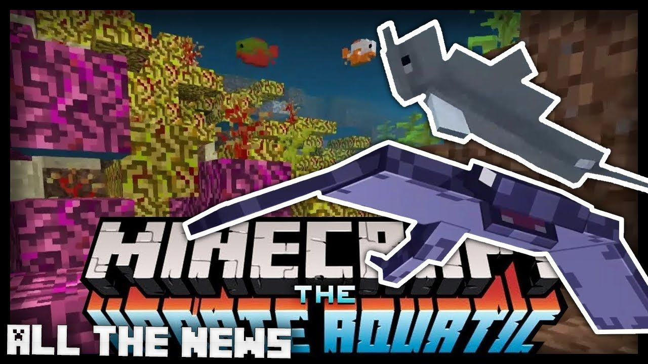 EVERYTHING About the UPDATE AQUATIC and Future Java Edition