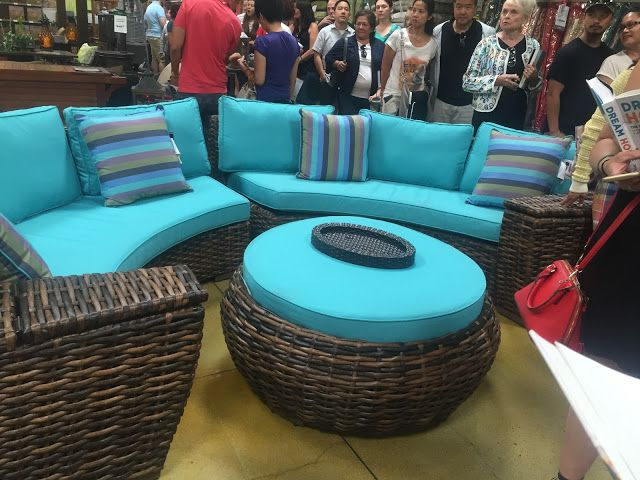 San Jose Food Blog: The Property Brothers Debut Scott Living Furniture At  Orchard Supply Hardware