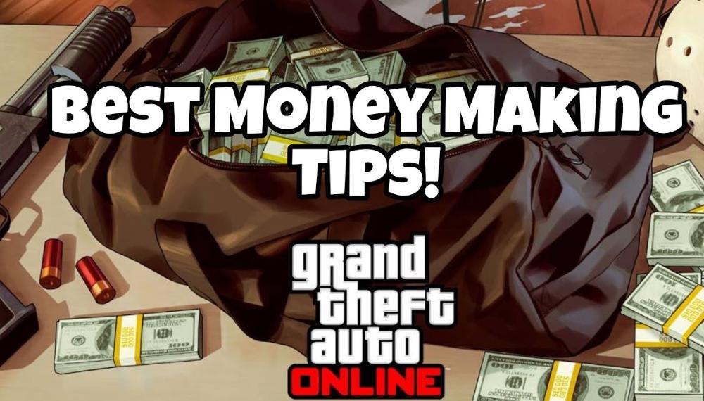 Gta Online How To Start Making Money