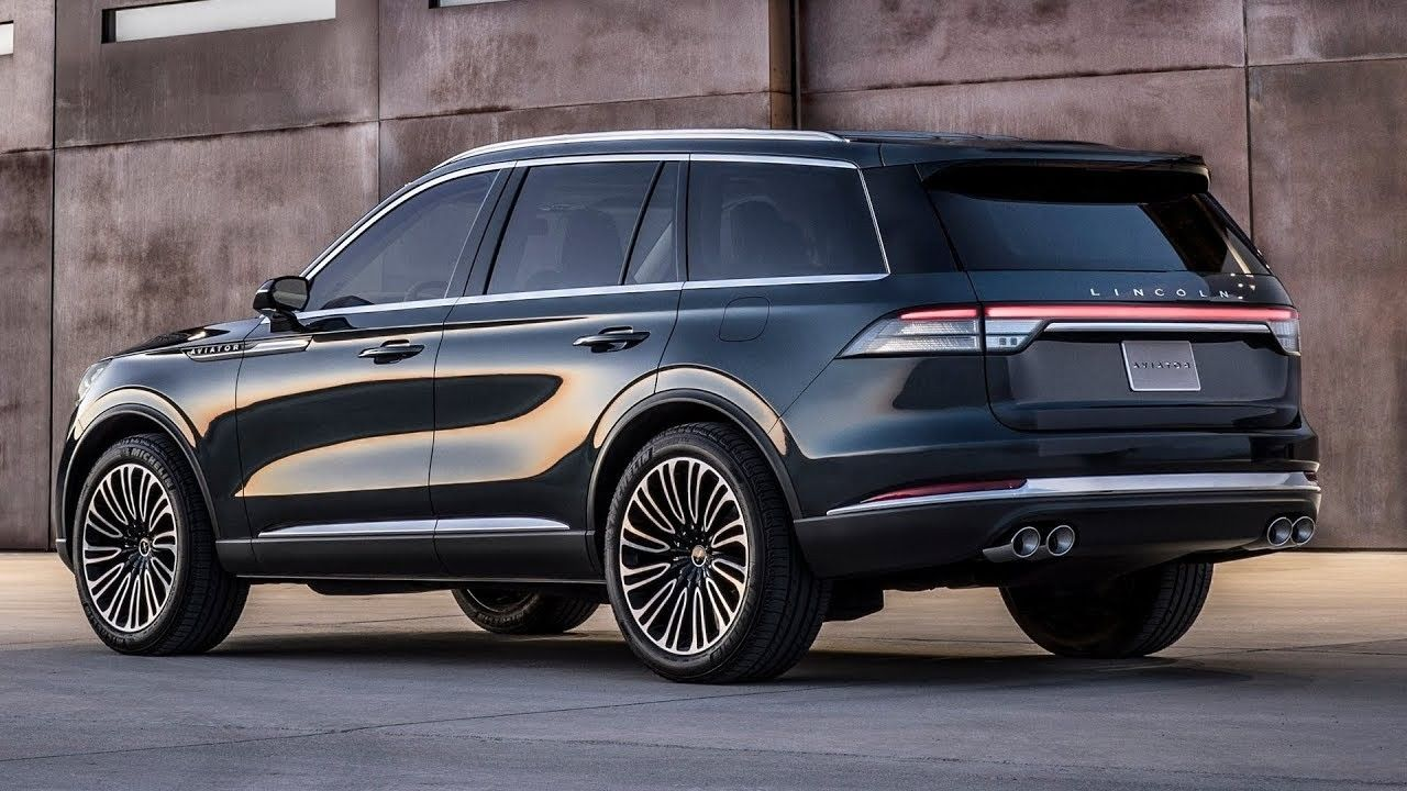 The 2019 Lincoln Rear Drive First Drive Lincoln aviator