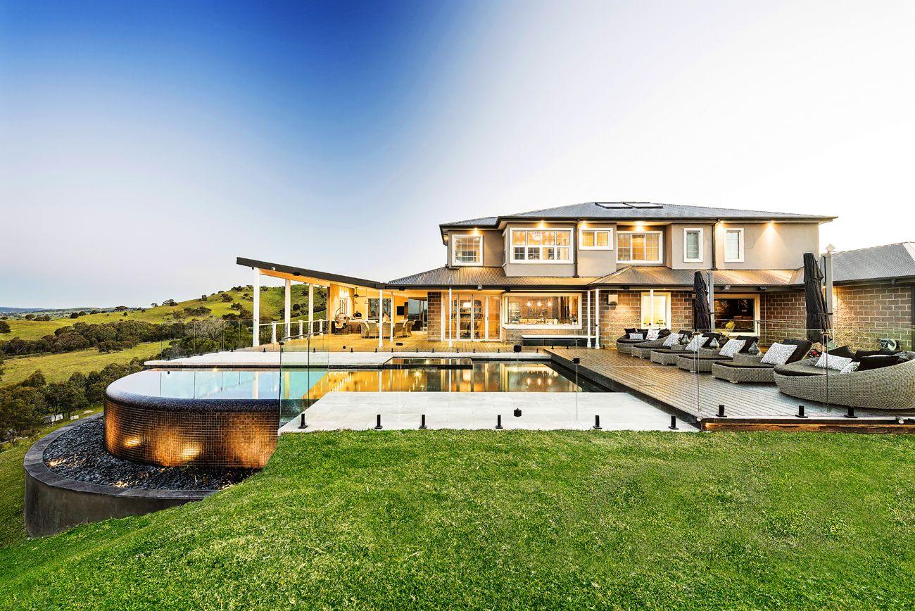 Kilmore in 2020 | Pool landscape design, Pool landscaping ...