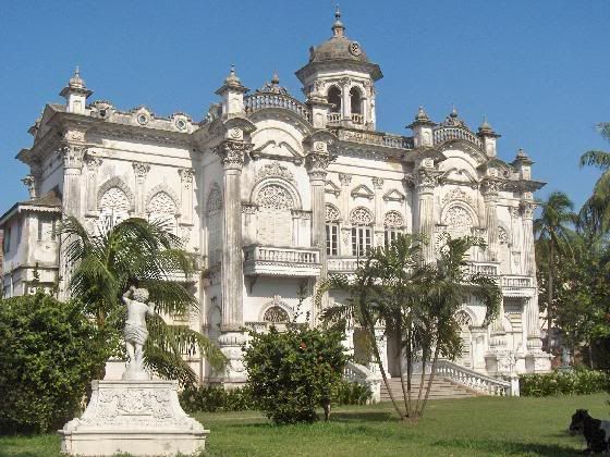 Rose Garden Mansion Dhaka Interesting Architecture In