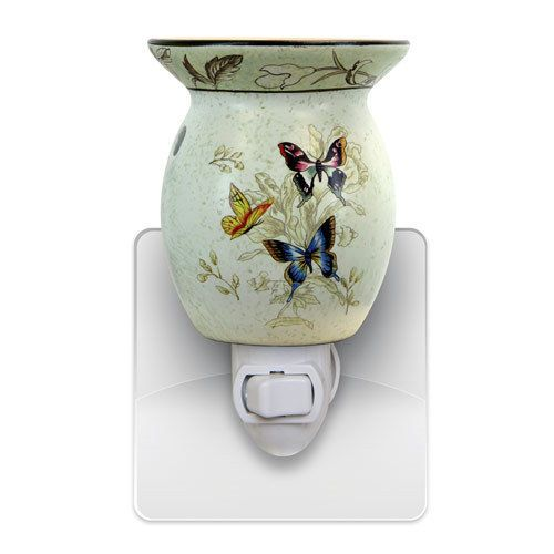 Butterfly Mult Color Scentsy Plug In Warmer Bulb Included