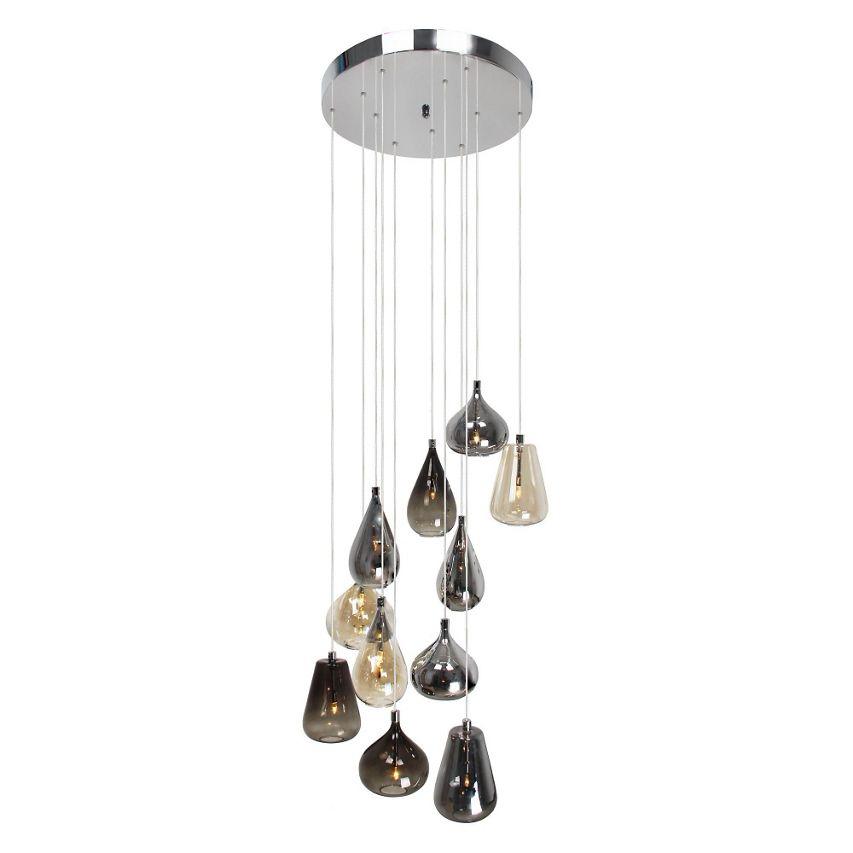 Debenhams Cluster Lights Glass Pendant Ceiling Light Vintage Ceiling Lights