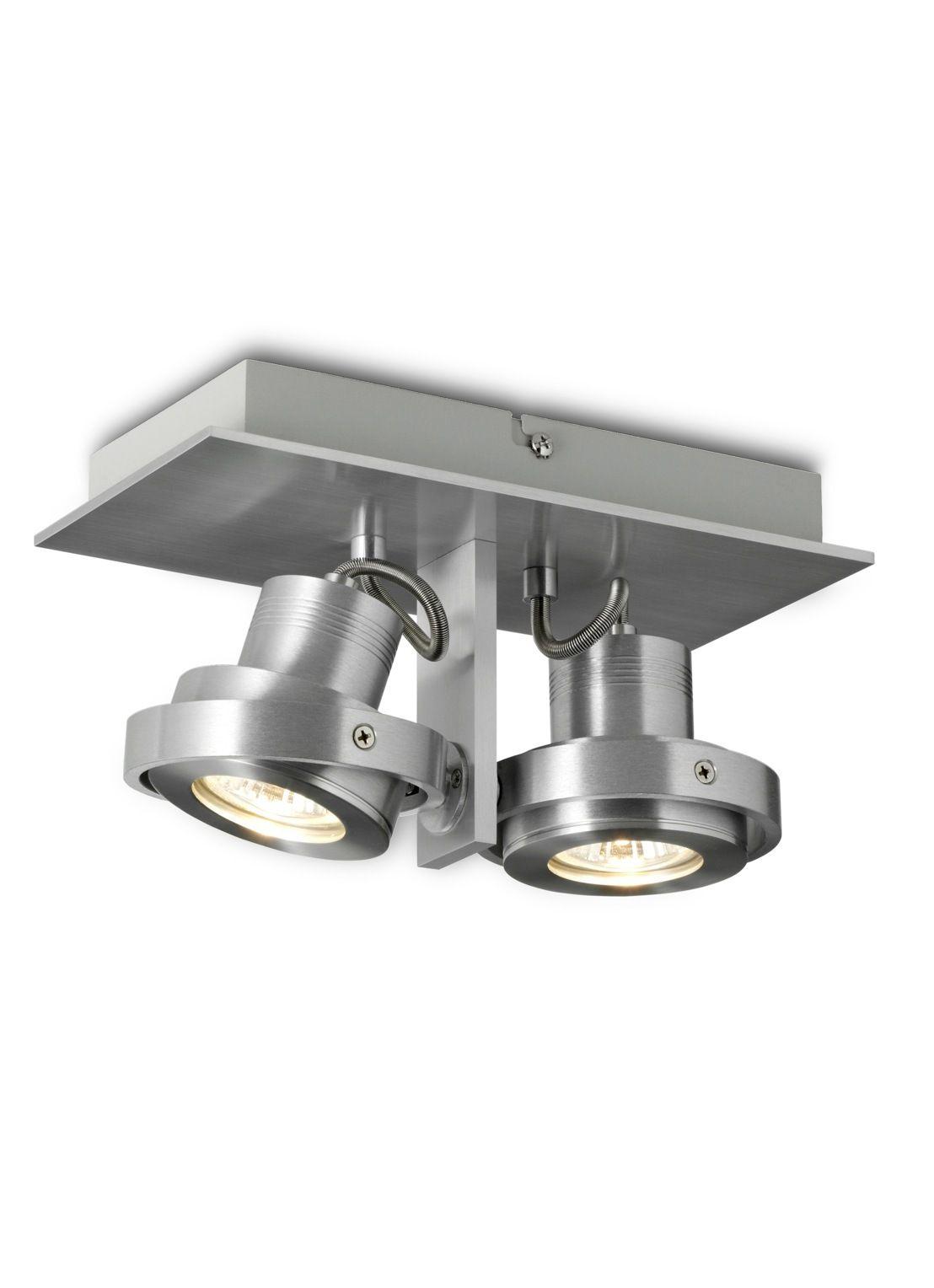 Zuiver Plafondspots LUCI. Lekker industriële lamp. Robuust model ...