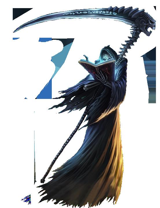 Grim Reaper Karthus Png Image League Of Legends Characters League Of Legends Grim Reaper