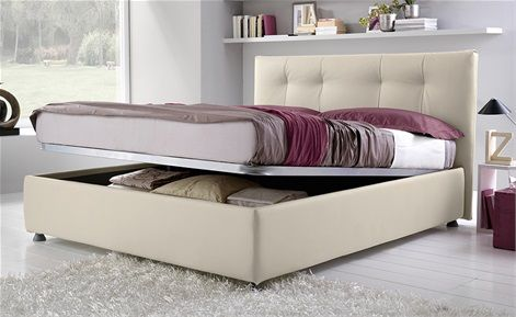 Letto Contenitore Matrimoniale Mondo Convenienza.Letto Capri Mondo Convenienza Small Bedroom Bed Furniture
