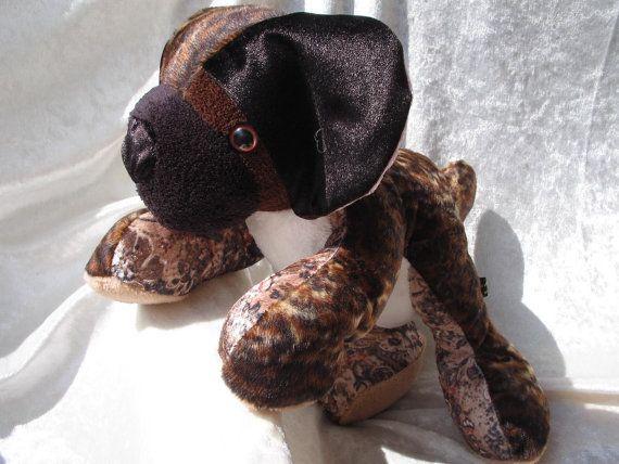 Brindle Boxer Dog Great Dane Bullmastiff Pug By Tallhappycolors