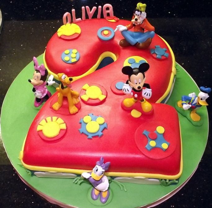 mickey mouse club birthday girl Mickey mouse birthday cake toppers