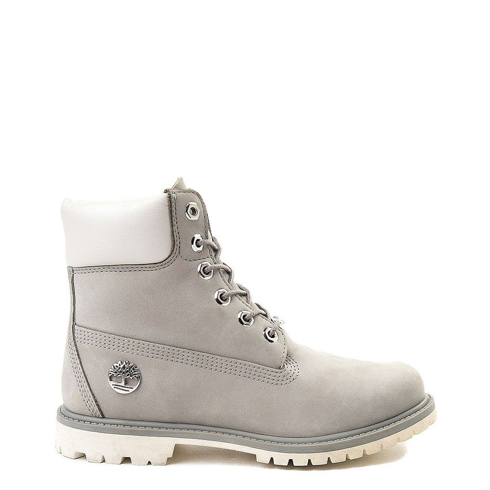 Womens Timberland 6 Metallic Collar Premium Boot
