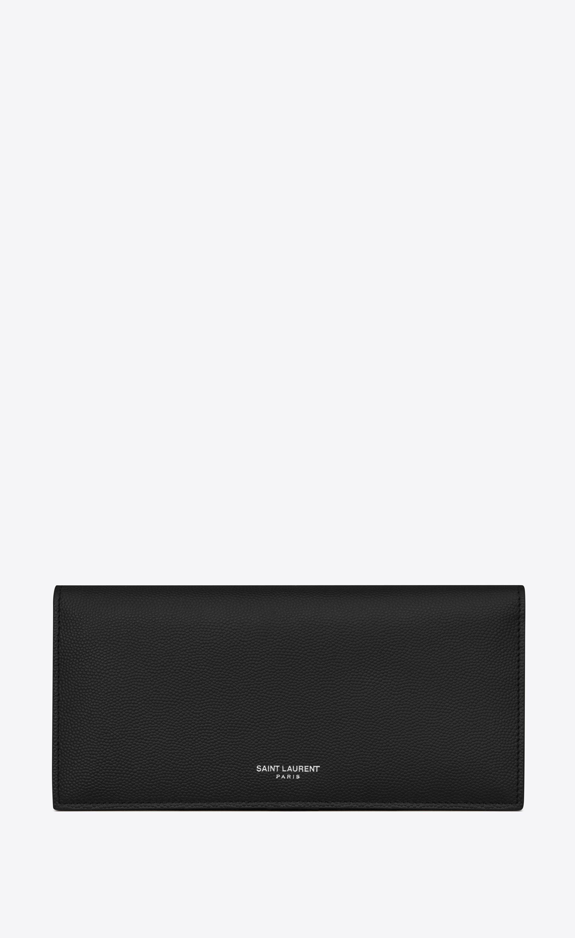 huge selection of 9b546 93475 薄型ラージ ウォレット(グレインパウダーエンボスレザー ...