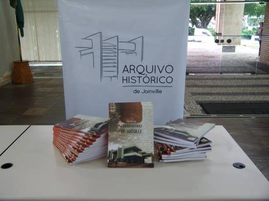 NÓS DE JOINVILLE WEB TV: Acontece em Joinville Arquivo Histórico comemora 42 anos com atividades culturais neste sábado