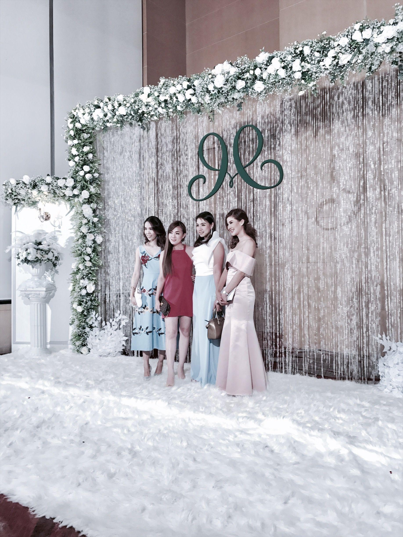 Pin oleh Fordeara Weddings di Wedding Backdrops Ide