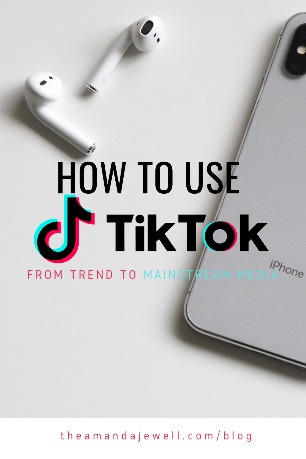 How To Use Tiktok Amanda Jewell Youtube Channel Ideas Business Growth Strategies Being Used