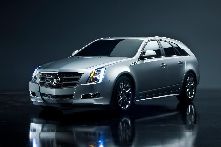 The Cadillac CTS Wagon Is One Of The Best Used Luxury Cars You Can Buy For