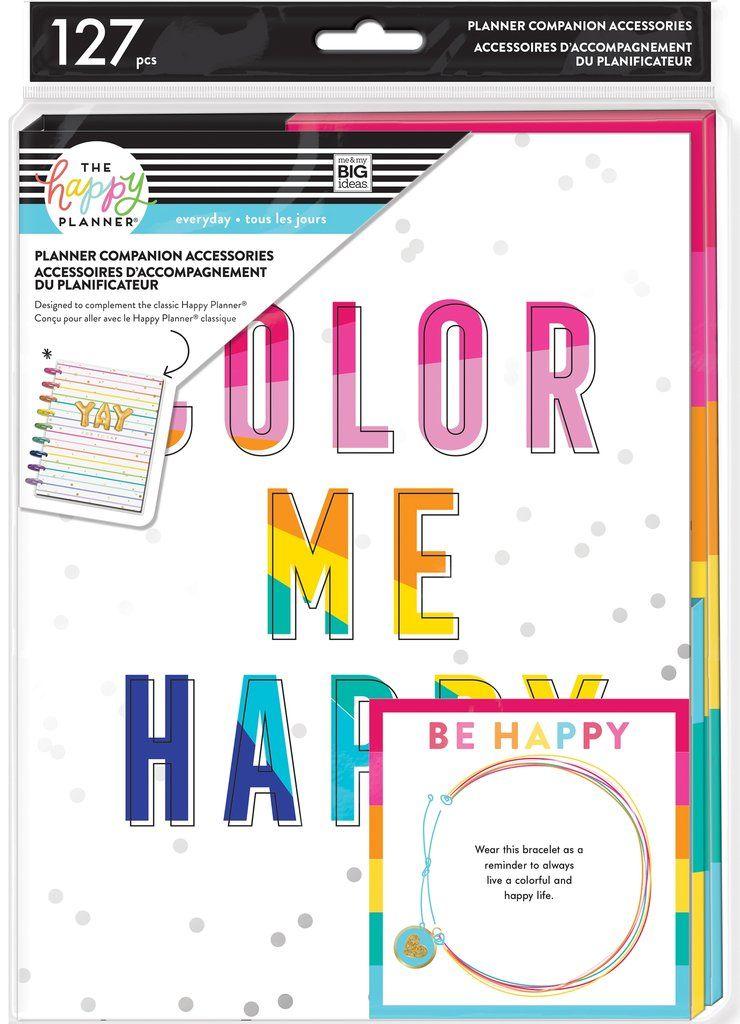 Classic Planner Companion Color Me Happy in 2020