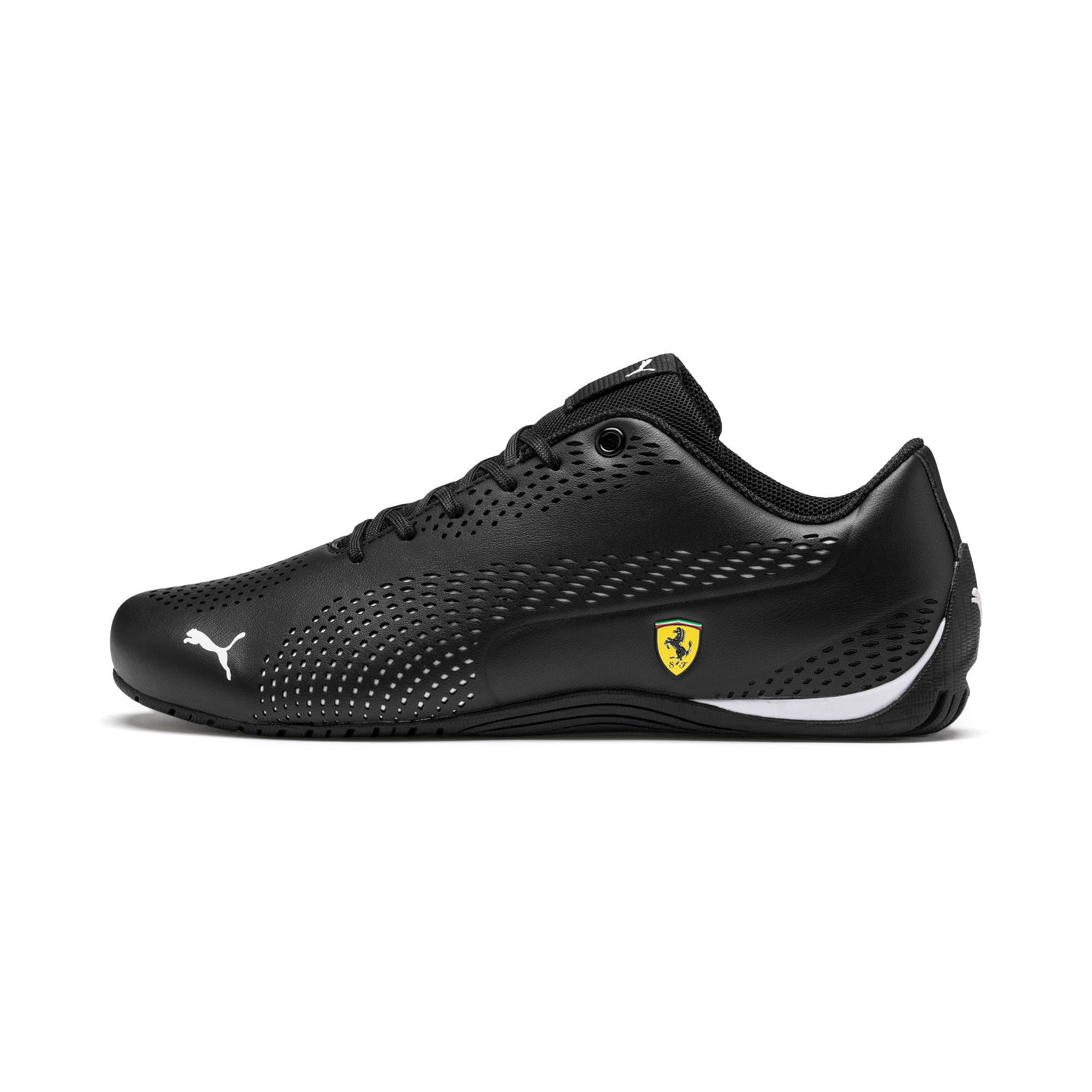 Ferrari Drift Cat 5 Ultra II Trainers | Puma Black-Puma White | PUMA Motorsport | PUMA United Kingdom