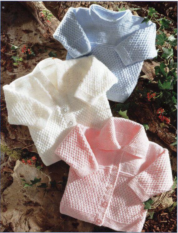 7a15c416f baby knitting pattern pdf baby cardigans knitting pattern baby ...