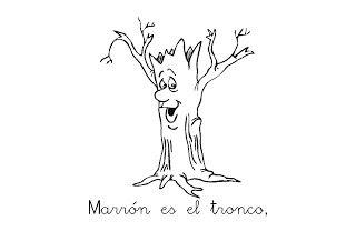 Menta Más Chocolate - RECURSOS y ACTIVIDADES PARA EDUCACIÓN INFANTIL: Poesia del color MARRON