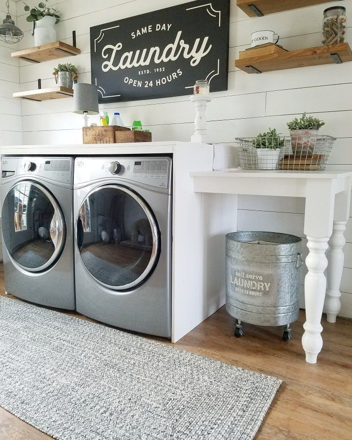 Photo of My Laundry Room Plans