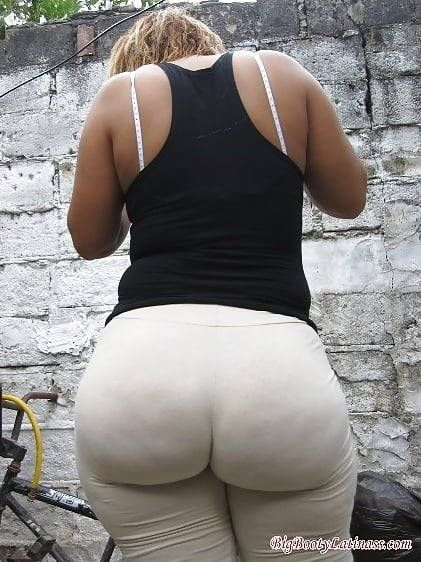 big fat latina booty