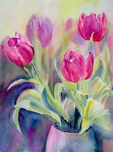 Spring fever dipinti pinterest watercolor art flowers and spring fever dipinti pinterest watercolor art flowers and watercolor techniques mightylinksfo