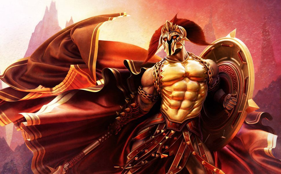 Ares God Of War HD Wallpaper   Wallpapers   God of war ...