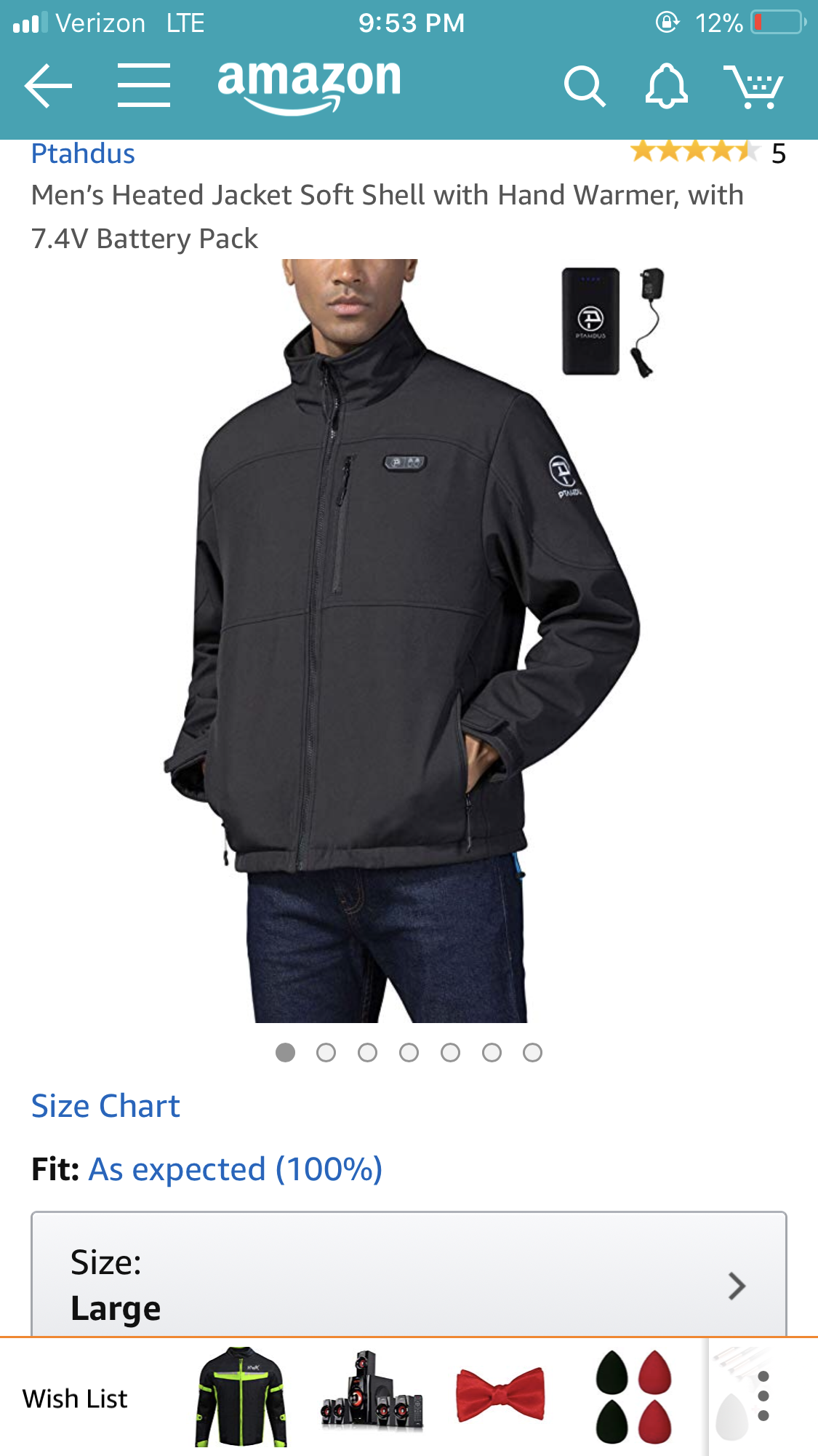 Pin By Alec Lindquist On Christmas List Heated Jacket Jackets Hand Warmers