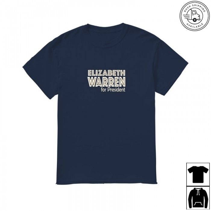 Campaign Vote elizabeth 2020 warren for president democrat potus men/'s t-shirt
