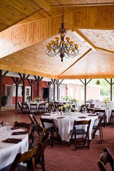 Becker Farms And Vizcarra Vineyards Wedding Ceremony Reception