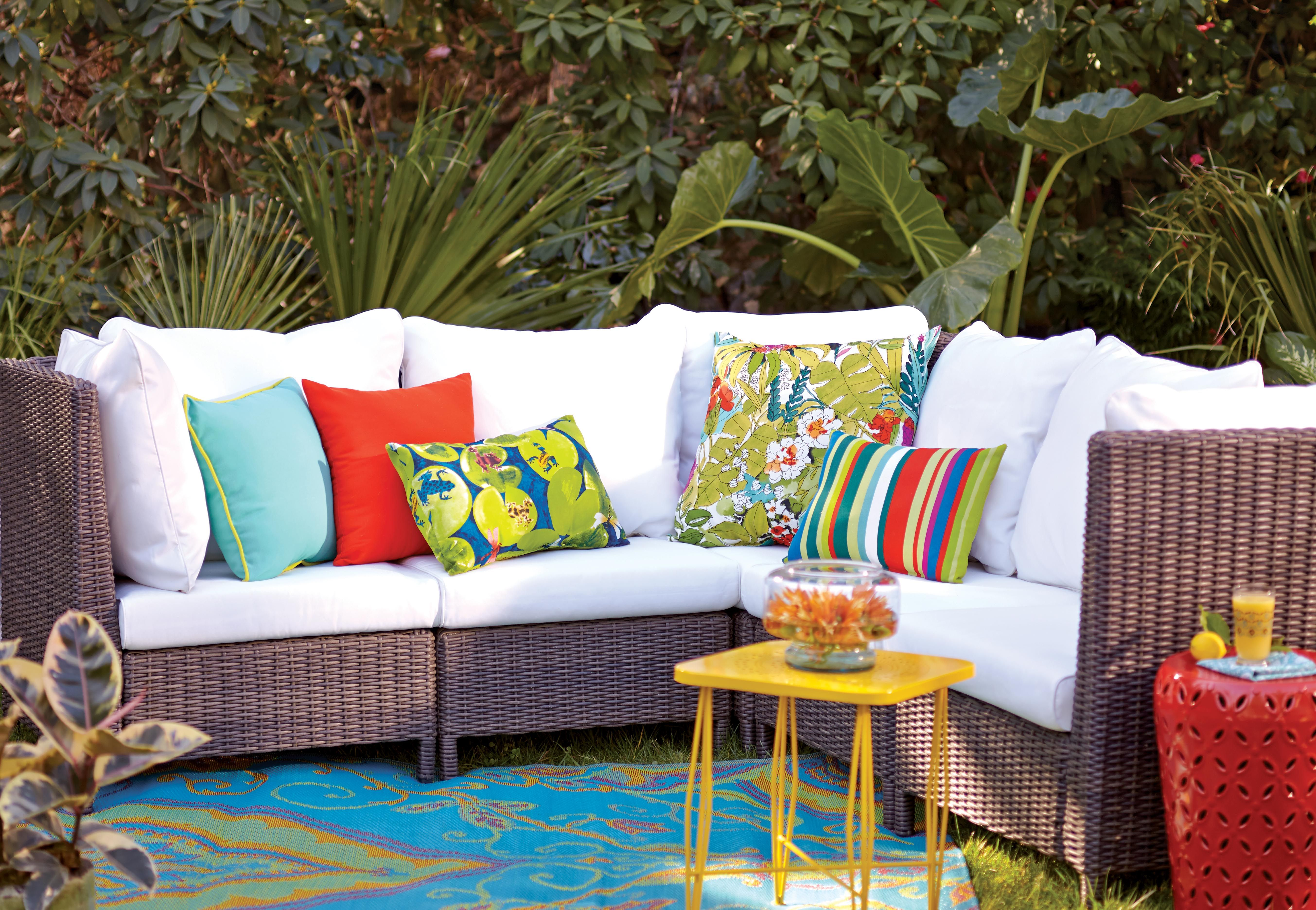Create an outdoor getaway with outdoor seating patio furniture classic adirondack chairs and more backyard must haves at very relaxing prices